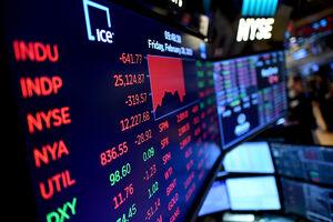 سقوط هزار میلیارد دلاری در وال استریت