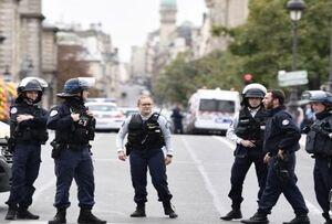فیلم/ اعتراض به رفتارهای خشونتآمیز پلیس فرانسه