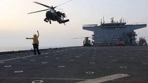 پیام قاطع سپاه پاسداران به تروریستهای سنتکام در خلیج فارس/ شناور ویژه آمریکایی در نزدیکی آبهای ایران چه میکند؟ +عکس و فیلم