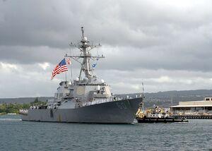 سپاه و نیروی دریایی آمریکا