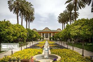 بهار دل انگیز باغ نارنجستان قوام شیراز