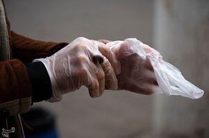 کشف ۴۷ میلیون جفت دستکش توسط اطلاعات سپاه