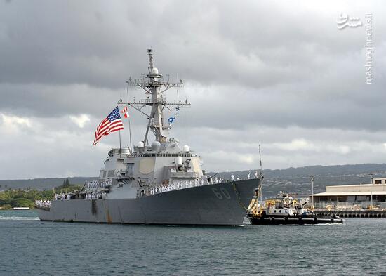 فیلم/ رسوایی جنسی در نیروی دریایی آمریکا