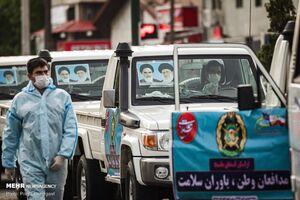 """عکس/ """"رژه خدمت"""" به مناسبت روز ارتش"""