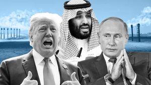 سقوط ولیعهد سعودی جنگ قیمت نفت