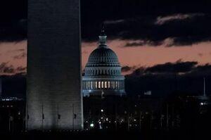 ارتش آمریکا در واشنگتن در حالت آماده باش قرار گرفت
