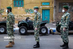 جزئیات فاصله گذاری اجتماعی در پادگانها/ اطمینان خاطر به خانواده سربازان