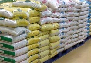 توزیع برنج تنظیم بازار ماه رمضان به قیمت ۸ هزار تومان