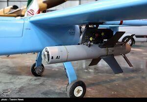 فیلم/ عملیاتهای پروازی پهپادهای تحویل شده به ارتش