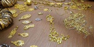 ۱۰ کیلوگرم طلای قاچاق در پاوه کشف شد