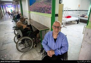 عکس/ حالوهوای این روزهای آسایشگاه کهریزک