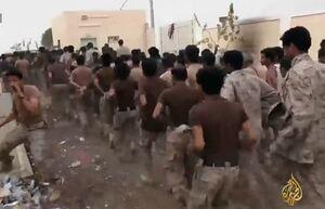 شبه نظامیان یمنی، ائتلاف سعودی را به ترک میادین نبرد تهدید کردند