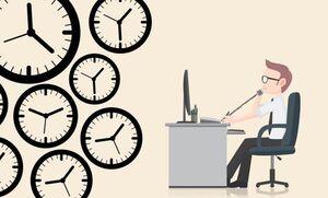 بررسی تغییر ساعت کاری ادارات و مشاغل