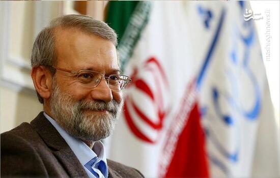 پیام تبریک لاریجانی به سید حسن نصرالله