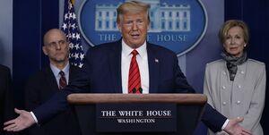 ترامپ: تلفات کرونا در اروپا و چین از آمریکا بیشتر است/ ایران به دنبال توافق است