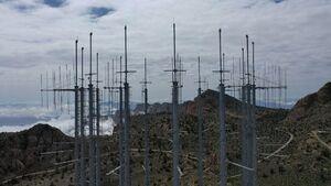 2 رادار جدید برای قرارگاه پدافند هوایی+عکس