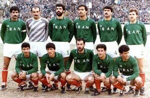 عکس/ تیم ملی فوتبال مدل ۶۷