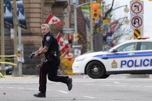 تیراندازی در کانادا