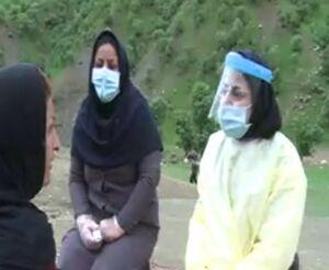 فیلم/ عشقی که بانوی پزشک را به مناطق صعبالعبور کشاند
