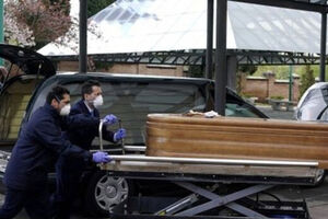 قبرستانها دیگر مردهها را دفن نمیکنند