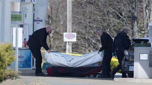 عکس/ تیراندازی مرگبار در کانادا