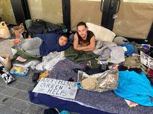 فیلم/ بیخانمانهای بهشت لسآنجلس!