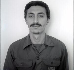 عکس/ پرویز فتاح در لباس نظامی