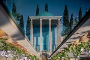 عکس/ روز بزرگداشت سعدی