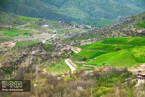 طبیعت بهاری کلیبر در آذربایجان