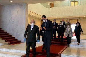 """قدردانی بشار اسد از """"نقش بیبدیل"""" شهید سلیمانی در مبارزه با تروریسم در سوریه"""