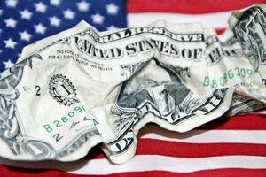 بدهی آمریکا بالاترین رقم از زمان جنگ دوم جهانی رسید