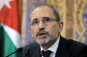 وزیر خارجه اردن ایمن الصفدی