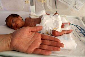 فیلم/ حال خوب «نوزاد عجول» در روزهای کرونایی!