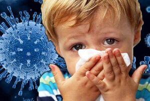 حمله ویروس قدرتمند انگلیسی به کودکان