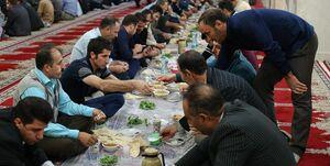 هزینه افطار مساجد تهران به ۲۵ هزار نیازمند میرسد