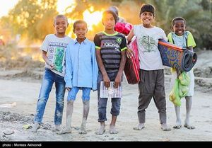 روایت تلخ این روزهای آموزش مجازی دانشآموزان مناطق محروم+ فیلم