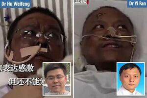 """پوست ۲ پزشک مبتلا به """"کووید-۱۹"""" سیاه شد"""