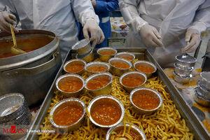 عکس/ افتتاح اولین آشپزخانه بزرگ مهدوی در تهران