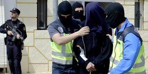 اسپانیا از بازداشت «یکی از مهمترین افراد تحت تعقیب» داعش در اروپا خبر داد