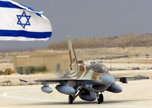 حمله اسراییل به سوریه