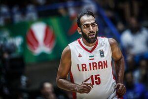 حامد حدادی در میان ۵ پاسور برتر جهان از نگاه FIBA