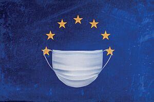 کرونا فروپاشی اتحادیه اروپا