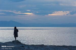 ممنوعیت حضور مردم در سواحل دریاچه ارومیه