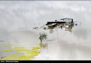 تحقق «نصفه و نیمه» وعدههای دولت به سیلزدگان گلستان