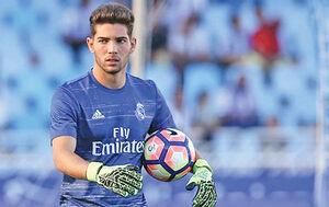 پسر زیدان برای تیم ملی الجزایر بازی میکند؟
