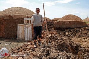 سپاه و قرارگاه خاتم به کمک کشاورزان سیلزده میروند