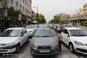 شیراز پس از اجرای طرح فاصلهگذاری هوشمند