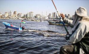 ماهیگیران غزه