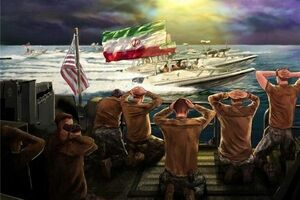 واکنش توییتریها به دستور ترامپ برای حمله به قایقهای سپاه +تصاویر