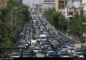 ترافیک نیمه سنگین به سمت شهرهای شمالی کشور